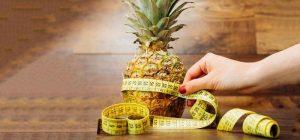 Cách làm detox giảm cân bằng dứa