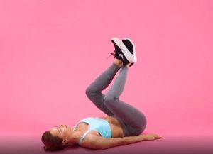 Các bài tập giảm mỡ chân cho nữ