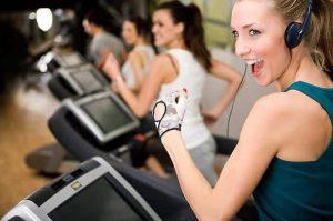 Nghe nhạc giúp giảm cân
