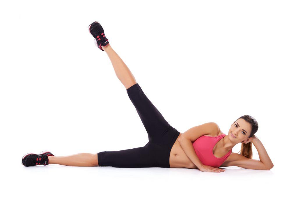Các bài tập giảm mỡ chân cho nữ hiệu quả không phải bàn cãi