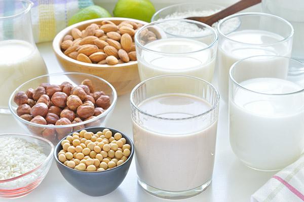 Bí quyết cách làm sữa hạt cho người giảm cân xuống kí vù vù