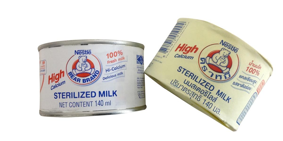 các loại sữa giảm cân trên thị trường