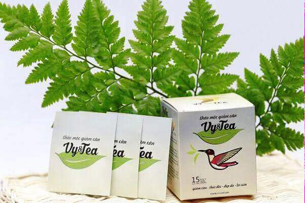 [ Sự thật ] Trà giảm cân Vy Tea chính hãng có tốt không?