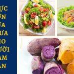 Thực đơn bữa trưa cho người giảm cân | 7 ngày đốt mỡ thần tốc