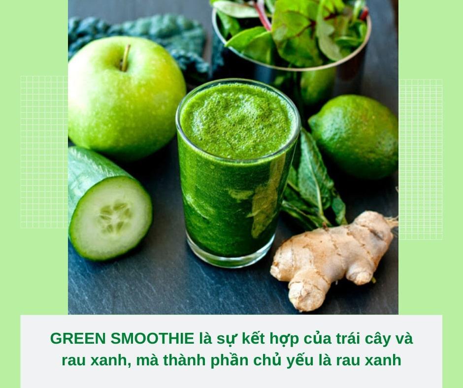 Khám phá 8 công thức green smoothie giảm cân cực hiệu quả, chỉ mất 5 phút để thực hiện