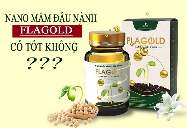 Review Nano mầm đậu nành FlaGold từ chuyên gia, sao Việt và người dùng