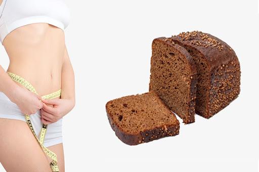 Cách làm bánh mì đen giảm cân tại nhà