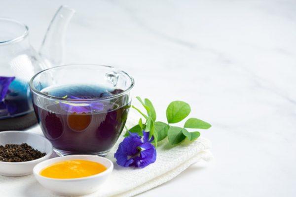 Bật mí những cách làm trà hoa đậu biếc giảm cân mới nhất hiện nay